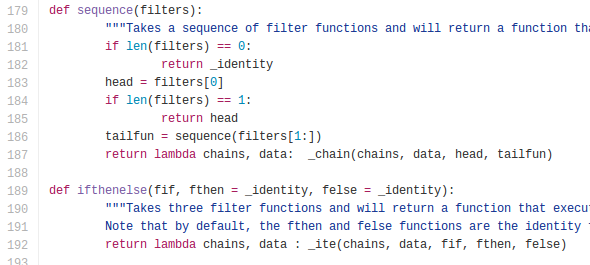 Code snippet of the RCPSP Testing Framework